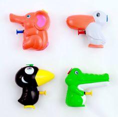 Party Kitsch animal fun water guns