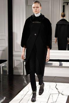 Balenciaga Fall 2013 Ready-to-Wear Fashion Show - Frida Westerlund (IMG)