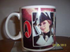 Coffee Cup Exclusive Startrek USS Enterprise by NAESBARGINBASEMENT, $8.00