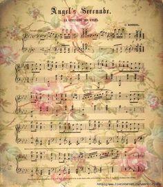 Wallpaper vintage backgrounds sheet music Ideas for 2019