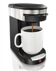 Hamilton beach k cup coffee maker Practical Makes : Hamilton Beach K Cup Coffe Maker Personal Pod Brewer