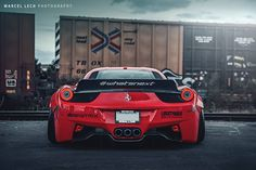 Doczilla Ferrari 458 Italia | Armytrix | Airrex | Liberty Walk | PUR - 6SpeedOnline - Porsche Forum and Luxury Car Resource