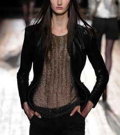 Theyskens' Theory Fall 2012 Collection