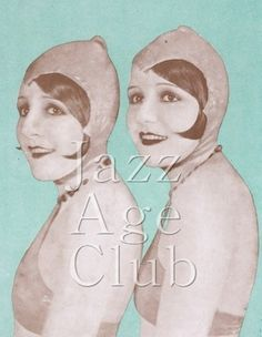 The American Dodge Twins were a glamorous singing and dancing act that took Europe by storm in the Jazz Age of the Jazz Age, Dodge, Dancing, Twins, Club, Paris, Gemini, Montmartre Paris, Dance