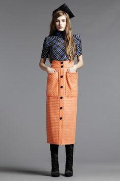 Roksanda Pre-Fall 2013 Collection Photos - Vogue