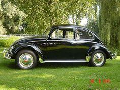 Volkswagen Kever als trouwauto