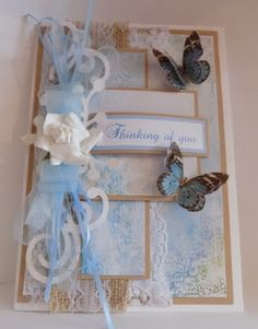 If you need any help with your Card Making please post a comment, and I will get back to you as soon as I can. Personalised Cards, Handmade Cards, Your Cards, Card Making, Butterfly, Craft Ideas, Paper, Frame, Christmas