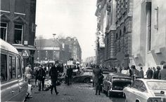1973 IRA Old Bailey Car Bomb in London