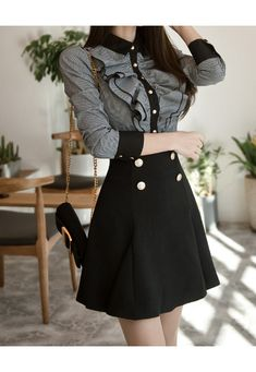 Waist Skirt, High Waisted Skirt, Skirts, Fashion, Moda, High Waist Skirt, Fashion Styles, Skirt