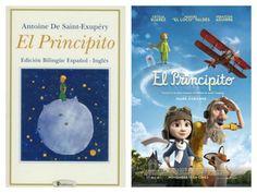 Antoine De Saint-Exupéry - El Principito (Book vs Film)