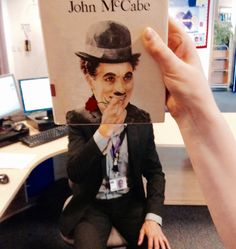south_devon_college Happy #bookfacefriday everyone! #southdevoncollege