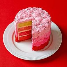 Platine Bakery Shades of Love Cake