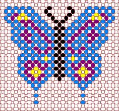 Bead Dancing Beading Patterns - Butterfly by peyote stitch, Turtle by right angle stitch, and gorgeous Rose by loom or square stitch