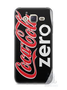 Capa Capinha Samsung J7 Coca-Cola Zero
