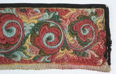Krage, Embroidery Designs, Folk, Decor, Party, Decoration, Dekoration, Parties, Folk Music