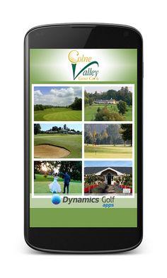Colne Valley Golf Club app