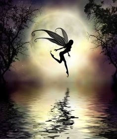 Moon Fairy, this somehow reminds me of my daughter