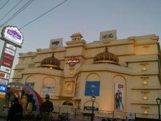 The Celebration Mall in Udaipur, Rājasthān