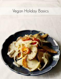 A Cruelty Free Christmas - Vegan Holiday Basics