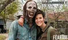 Just how does one manage to survive not knowing about the zombie apocalypse in 'Fear the Walking Dead' for years? With the Season 4 return of AMC's Fear the Walking Dead now less . Walking Dead Tv Series, The Walking Dead Tv, Walking Dead Season, Zombie Apocalypse, Zombie Zombie, Stuff And Thangs, Recent Events, Movies And Tv Shows, Behind The Scenes