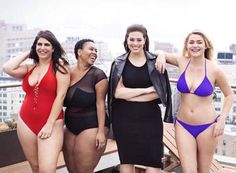 These plus-size swim appeal is sexy, flattering and super hot! Check out Ashley Graham's new swimsuit line that is trendy and fashionable! Look amazing this summer with her new line of sexy swimwear.