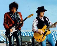 Dylan and Petty - 4th of July 1986 Buffalo NY