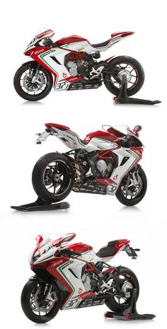 MV Agusta unveils new F3 RC Limited Edition bikes #MVAgustaF3RC  https://www.facebook.com/GarvsMeanMachine