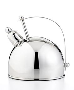 Cuisinart Tea Kettle, 2 Qt. Traditional Stainless Steel - Cookware - Kitchen - Macy's