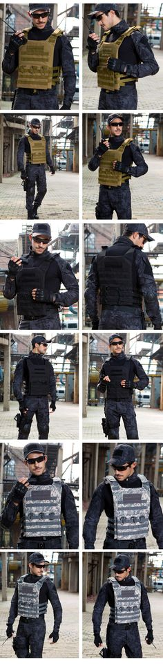 Humorous Aa Shield Molle Hunting Plates Carrier Mbav Style Military Tactical Vest Security & Protection 3 Sand Safety Clothing