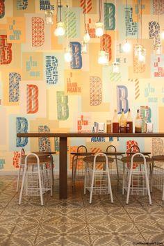 Bacoa (beeld via www.petitepassport.com) Retail en Food; inspiratietour Barcelona