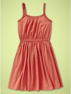 I'm pretty sure this is a child's dress .... but I really want one for myself!
