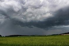 23.05.2014 - HP-Superzelle + 2 Mesozyklone @ Bezirk Horn (NÖ)
