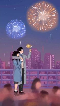 Cute Couple Drawings, Cute Couple Cartoon, Cute Couple Art, Anime Couples Drawings, Anime Love Couple, Cute Drawings, Romantic Anime Couples, Cute Couples, K Drama
