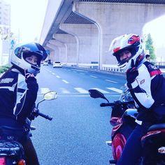 いいね!18件、コメント2件 ― chan.yoさん(@chan.y07)のInstagramアカウント: 「女子ツーリング(^∇^) 暑いけど 楽しい(o^^o)  #motorbike #yamaha #motorbikes #バイク女子 #女子ツーリング #バイク女子と繋がりたい #mt07」