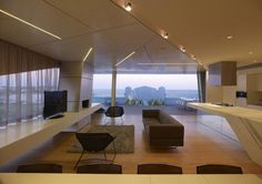 Bondi Penthouse / MPR Design Group