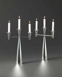 View Pair of rare candlesticks, model no. TW 202 by Tapio Wirkkala sold at Nordic Design on 27 September 2012 London. Nordic Design, Scandinavian Design, Vintage Candles, Texture Design, Innovation Design, Candlesticks, Home Deco, Decorative Items, Interior Inspiration
