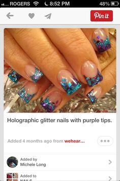 8 best images about DND NAILS on Pinterest