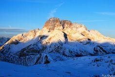 Croda Rossa, Dolomiti, Italy