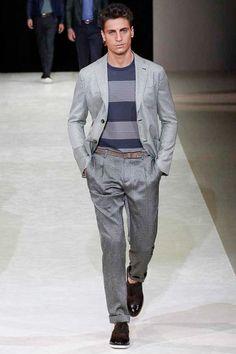 Giorgio Armani, spring/summer 2015 menswear