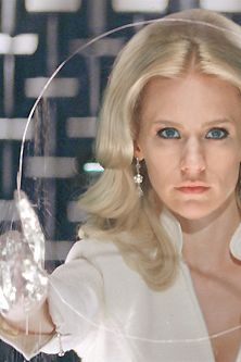 Emma Frost,the flawless White Queen (January Jones)