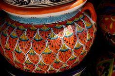 Pottery from Hidalgo