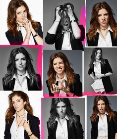 Anna Kendrick by Aaron Richter for Nylon February 2015