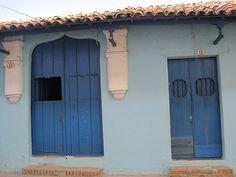 Doors of Cuba