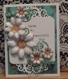 Beautiful Day by Shoe Girl - Cards and Paper Crafts at Splitcoaststampers