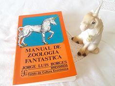 Manual de Zoología Fantástica: http://www.anjosnet.com.br/livro-manual-de-zoologia-fantastica/ #livros #books #unicornio #unicorn