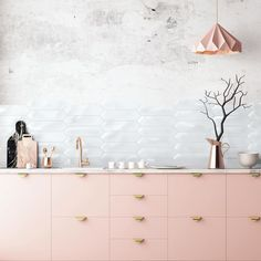 Boonthavorn. No matter that food will delicious or not but fabulous would it be to have a peach kitchen and white wall.