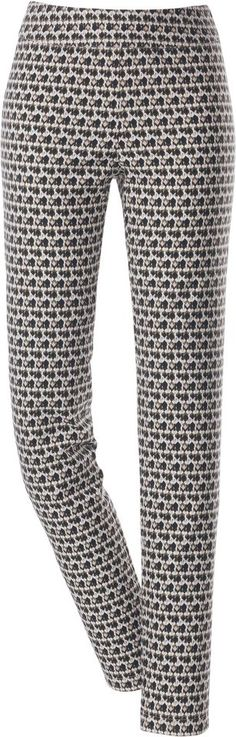 Création L Hose in beliebter Bengalin-Qualität ab 34,99€. Hose in stilvollem Krawatten-Druck, Viskose, Polyamid, Elasthan bei OTTO