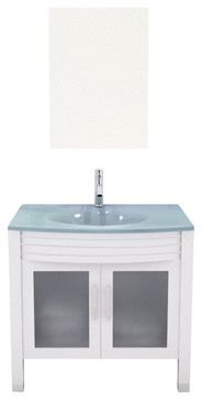 Photo Gallery On Website Fresca Torino White Vessel Sink Modern Bathroom Vanity Vanities Pinterest White vessel sink Vessel sink and Modern bathroom