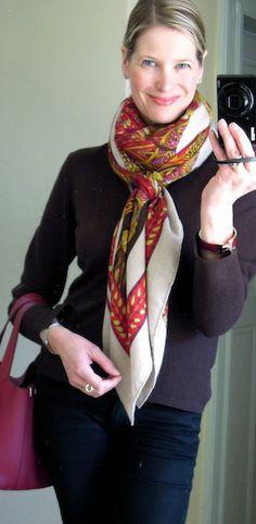 La Danse du Cheval Marvari, Hermès cashmere shawl -MaiTai's Picturebook <3