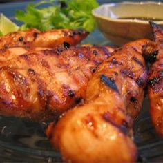 Easy Grilled Chicken Teriyaki Allrecipes.com